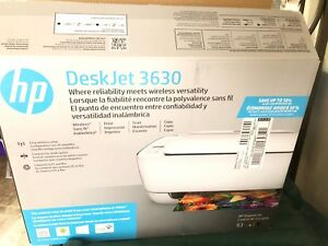 HP deskjet 3630 wifi scanner printer wireless