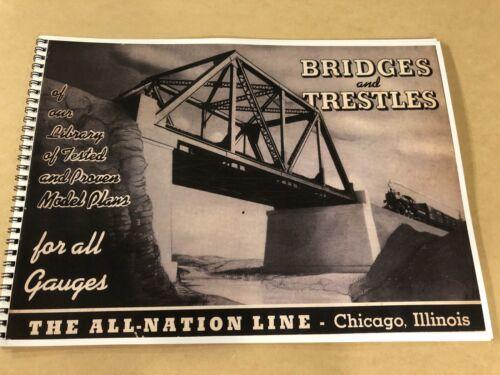 All Nation Line Bridges and Trestles Model Plans
