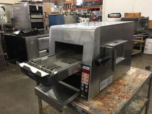 Star ICRS2-SBK - Split-Belt Impingement-Radiant Conveyor Toaster - Demo Unit