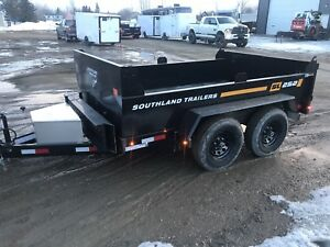 10ft dump Trialer's new BLOW OUT PRICING!!