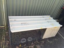 Used Large cage/hutch for rabbits or any small pet Lidcombe Auburn Area Preview