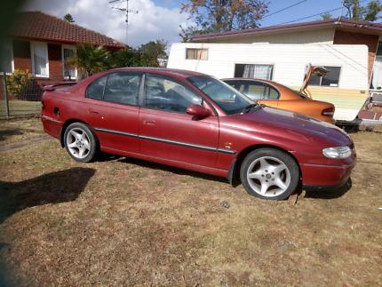 1998 Holden VT Commodore Auto