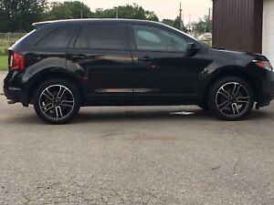 2013 Ford Edge SEL Sport appearance package