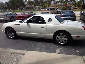 2003 Thunderbird Convertible