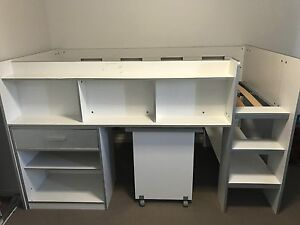 Kids white bunk Griffin Pine Rivers Area Preview