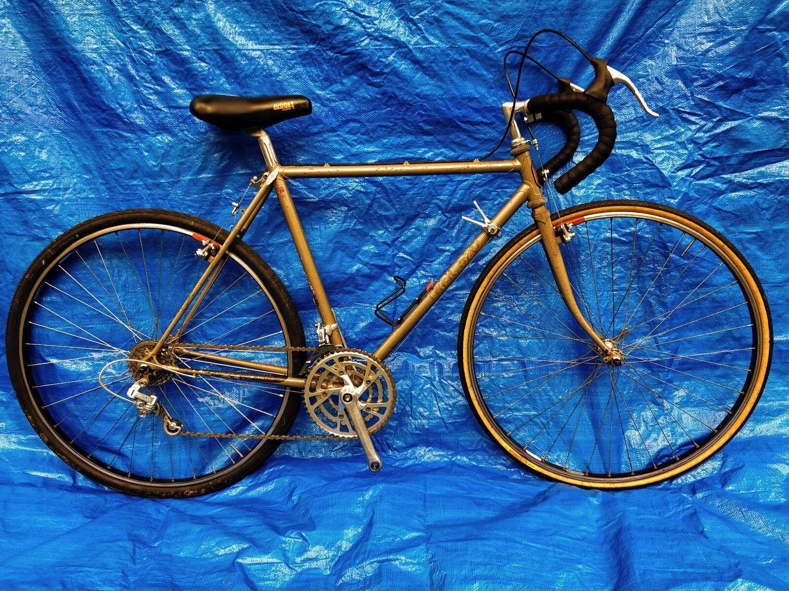 30b53b0ea68 1984 Trek 520 Touring Bike, 21-inch / 53 cm