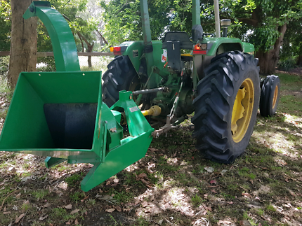 Farm services HIRE chipper / spreader /spaying / chainsaws