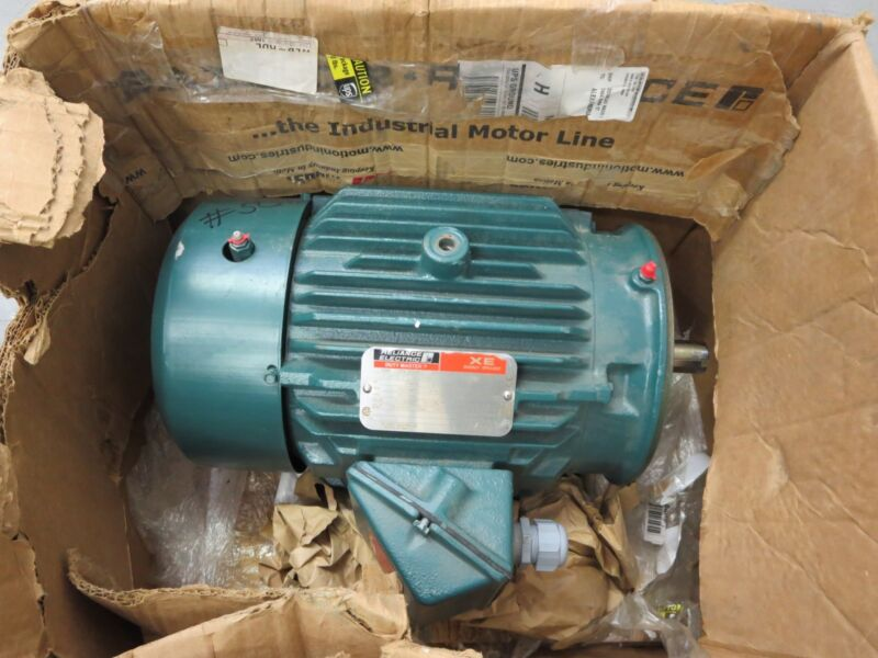 Reliance Electric P18G1132D Duty Master XE Motor (3HP, 230/460V, 3-PH, 1760RPM)