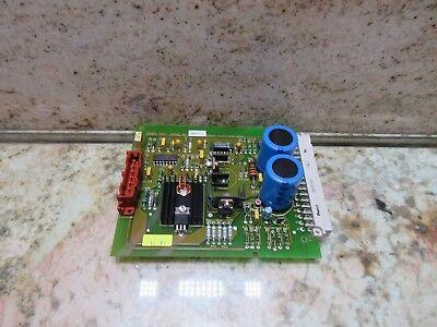 Agie 120 Circuit Board Dmd-15c Nr. 186.012.1 186022.0 Cnc Edm Warranty