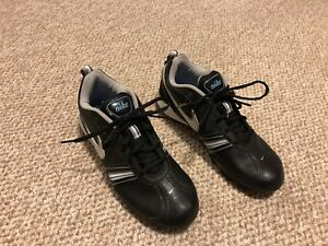 Nike Female Baseball Cleats - Never used