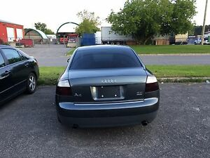 2002 audi a4 3.0l quattro as is or for trade
