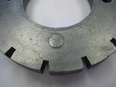 Cincinnati Monoset Grinder Workhead Index Plate 14 Toolmaster Dividing