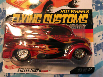 Dairy Delivery HOT WHEELS Flying Customs RLC #3 of 4 Limited Edition /12,500