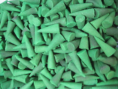 100 Jasmine Fragrance Incense Cones Triple Scent Long Burning