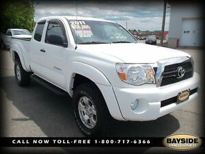 2011 Toyota Tacoma TRD OFF ROAD PACKAGE