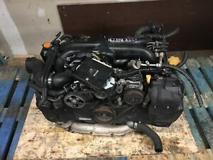 Subaru Impreza WRX turbo engine EJ205 Available