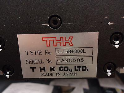Gl15b300l Thk Thk Gl15b300l Linear Actuator Used