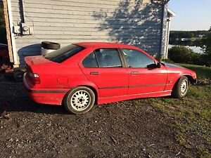 1998 BMW 318i with v6 swap rwd 5 speed inspected