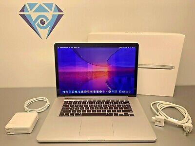 Apple MacBook Pro 15 inch RETINA ⋆ i7 ⋆ 1TB SSD ⋆ 16GB ⋆ 3 YR WARRANTY ⋆ OS-2015