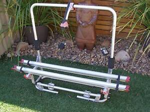 FIAMMA 2 BIKE BICYCLE RACK FOR FRONT 'A' FRAME CARAVAN / TRAILER Flynn Belconnen Area Preview