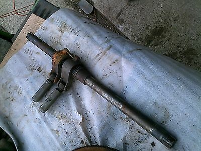 John Deere Mt Tractor Orignl Jd 3pt Hitch Rockshaft Bar Linkage Brackets