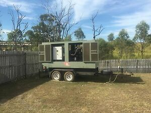 160Kva Generator on Trailer Glen Eden Gladstone City Preview