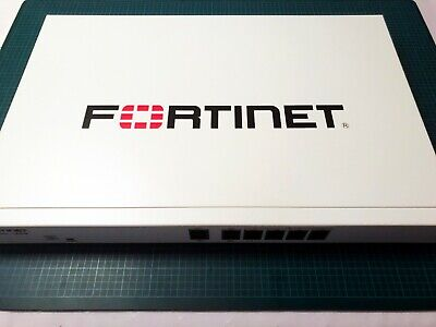 Fortinet Fortivoice Fvc-100d8 Phone System Ip-pbx
