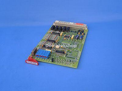 Netstal Rfd 110.240.9936 Control Card