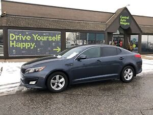 2014 Kia Optima LX / REVERSE CAMERA/BLUETOOTH/PWR-SEAT