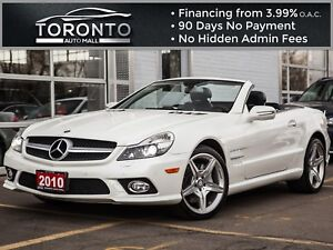 2010 Mercedes-Benz SL-Class 550 Roadster|AMG pkg|Navigation|Came