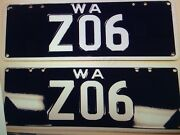 Corvette Z06 plates Wangara Wanneroo Area Preview