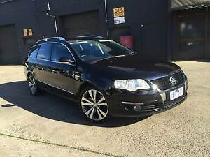2007 Volkswagen Passat Wagon 3.2L V6 AUTO DSG ALLOYS LEATHER West Footscray Maribyrnong Area Preview
