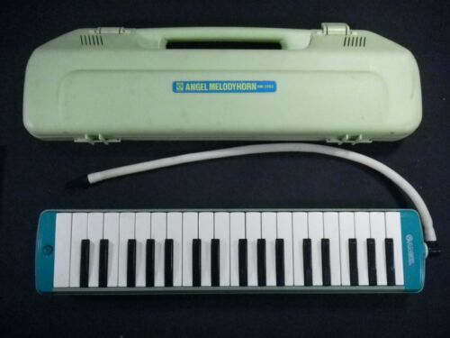 Vintage Angel MELODYHORN AM-37K3 Keyboard INSTRUMENT With CASE