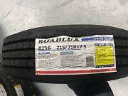 CHEAP! Roadlux Truck Tyres 215/75/17.5 fitting+wheel balancing! Dandenong South Greater Dandenong Preview