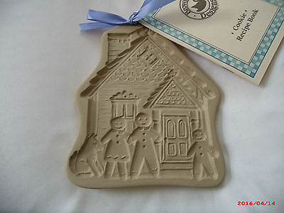 Brown Bag Rare 2007  Our House  To Benefit Habitat For Humanity Mold New W Book