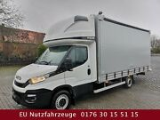 Iveco Daily 35S18 180 PS Schlafkabine SOFFORT