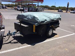 Camper Trailer. Used 3 times Noranda Bayswater Area Preview