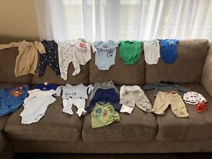 Boys 0-3 months. $10 for the lot.