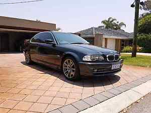 BMW E46 330CI MANUAL 2000 Shelley Canning Area Preview