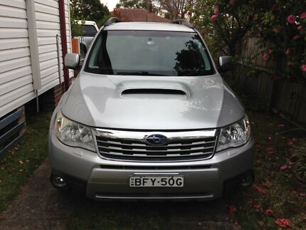 2008 Subaru Forester XT Turbo Springwood Blue Mountains Preview