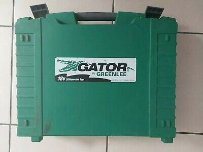 Greenlee Gator Esg45x Hydraulic Cable Cutter With Battery And Charger