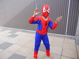 KID'S SPIDERMAN COSTUMES X 50 BRAND NEW! CLEARANCE SALE!! Slacks Creek Logan Area Preview