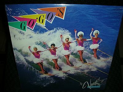 The Go Gos   Vacation   Brand New Record Lp Vinyl