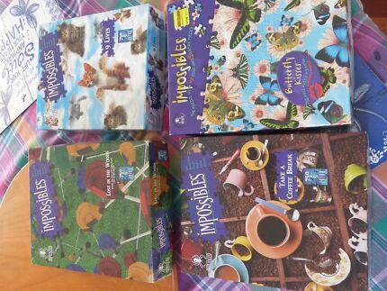 Puzzles $5 each