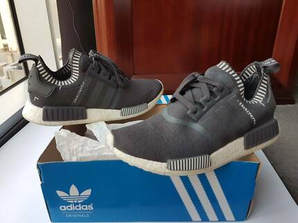 Adidas NMD Japan Grey US10