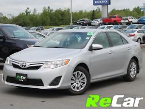 2013 Toyota Camry LE BACK UP CAM | ONLY $57/WK TAX INC. $0 DOWN