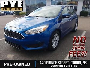 2018 Ford Focus SE - $156.12 b/w $0 DOWN! *OAC