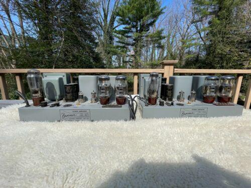 Brociner UL-1 amplifiers (pair)