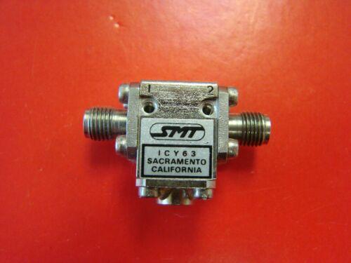 SMT 12.4-17.4GHz Isolator Model 20005, SMA