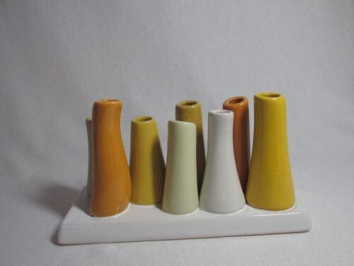 Norton Museum of Art Ceramic Pooley Vase - Mint - HTF
